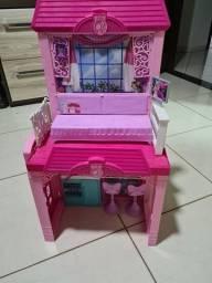 Casa da Barbie Mattel 2012