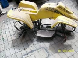 Quadriciclo para montar (chassis Fapinha motor Honda)