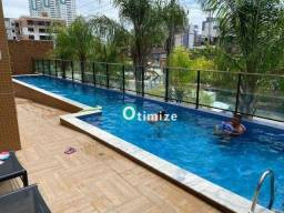 Título do anúncio: Apartamento com 2 dormitórios à venda, 66 m² por R$ 390.000,00 - Bessa - João Pessoa/PB