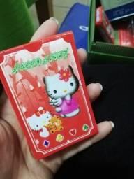 Baralho Hello Kitty - antiguidade para colecionador