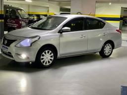 Título do anúncio: Nissan versa 1.0 manual 2016 39,900