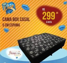 Título do anúncio: Cama Box Casal NOVA