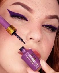 Delineador Colorido Glam Colors Bella Femme
