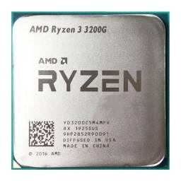 Processador Processador AMD Ryzen 3 3200G, Cache 4MB, 3.6GHz (4GHz Max Turbo), AM4