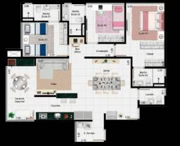 Título do anúncio: apartamento - Jardim Atlântico - Goiânia