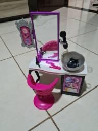 Salão Cabelereiro da Barbie