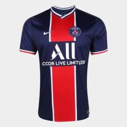 Camisa Paris Saint-Germain (PSG)- Tamanho G
