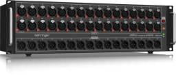 Behringer S32 32-channel Digital Snake Nova lacrada Loja Frete Grátis!