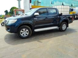 Toyota Hilux srv cd d4-d 3.0 4x4 turbo diesel 2014 top - 2014