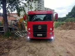 Caminhão wv 15180 caçamba truck - 2010