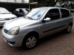 Clio 1.0 8v C/ Ar condicionado 2007