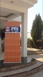 Telha colonial PVC