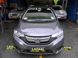Honda Fit lx 1.5 top de linha unica dona com gnv de 5g - 2015
