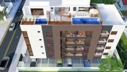 Apartamento com 1 Quarto Sendo uma Suíte,Elevador e Área de Lazer