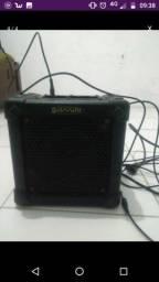 Amplificador Giannini