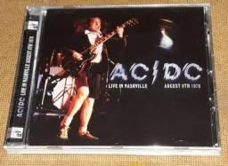 Usado, Ac/Dc - CD Live 1978 - Importado Lacrado comprar usado  Gramado