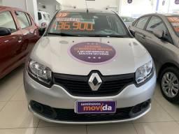 Renault sandero 1.0 Sce 48x R$ 829,92 - 2019