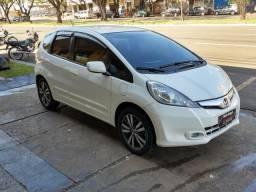 Honda - FIT LX 1.4 Automático Branco 2014 - 2014