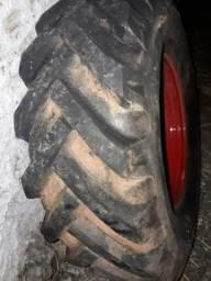 Roda com pneu para trilha, gaiola ou baja comprar usado  Limeira