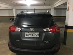 Toyota Rav 4 Cinza! Somente dinheiro - 2013