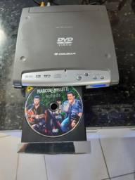 DVD Cougar sem controle