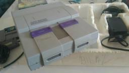Snes e GameCube