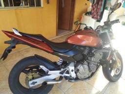 Hornet 600 cc. ano 2007 - 2007