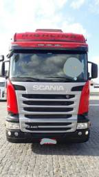 Scania highline 440 6x4 top completissima - 2014