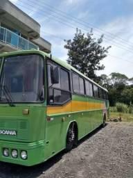 Moto home ônibus Scania documentado excelente estado de conservação - 1987