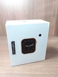 Relógio Smartwatch iwo W26 lançamento tela infinita