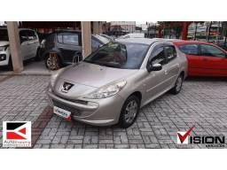 1. Peugeot 207 1.4 Passion XR 2012 - Financio