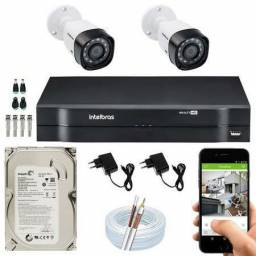 Sistema de Câmeras em HD