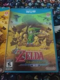 The Legend of Zelda the Wind waker HD comprar usado  Indaiatuba