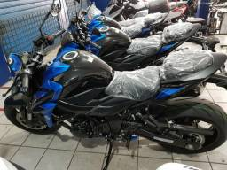 Gsxs 750 A mais vendida na categoria