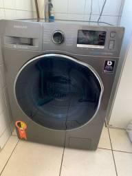 Lavadora e secadora de roupas