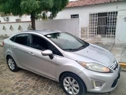 Venda carro New Fiesta Flex sem restrições 2012/2013