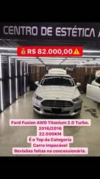 Ford Fusion AWD Titanium C/ 22.000KM.