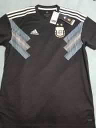 Camisa Argentina Tamanho G