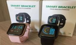 Relógio Smartwatch Inteligente - Aceito Cartão de Crédito