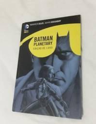 HQ Batman Planetary