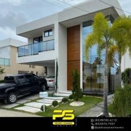 Casa com 4 dormitórios à venda por R$ 2.350.000 - Portal do Sol - João Pessoa/PB