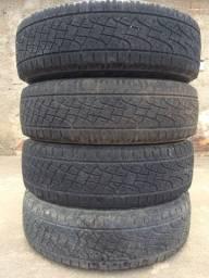 4 pneus aro 16 235/85 r16 Pirelli Scorpion 499,00 cada