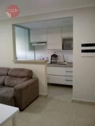 Apartamento para alugar, 55 m² por R$ 1.800,00/mês - Santa Cruz do José Jacques - Ribeirão