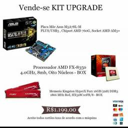 Kit upgrade PC