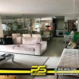 Título do anúncio: Apartamento com 3 dormitórios à venda, 100 m² por R$ 790.000,00 - Altiplano - João Pessoa/