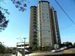 Apartamento com 1 dormitório para alugar, 42 m² por R$ 800,00/mês - Jardim Santa Rosa - No