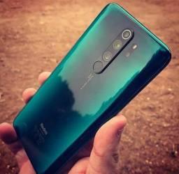 Redmi Note 8 pro 64 GB verde caruaru
