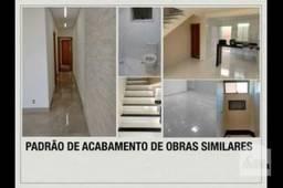 Casa à venda com 3 dormitórios em Manacás, Belo horizonte cod:260241