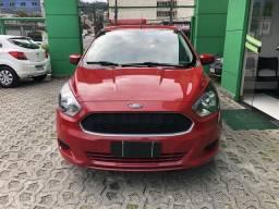 Ford KA SE 1.0 Vermelho Completo 2018
