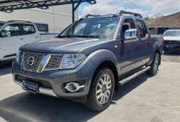 Nissan frontier 2.5 sl at 4x4 ano 2014 - 2014